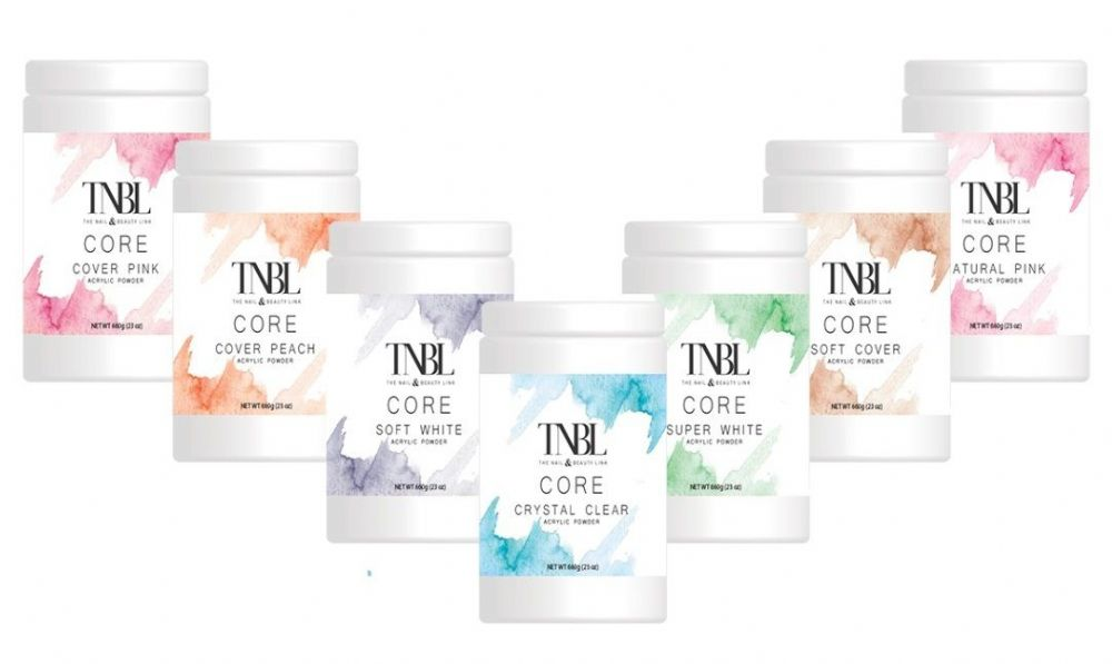 TNBL Core Collection Acrylic Powder 660g / 23oz - 7 Pots